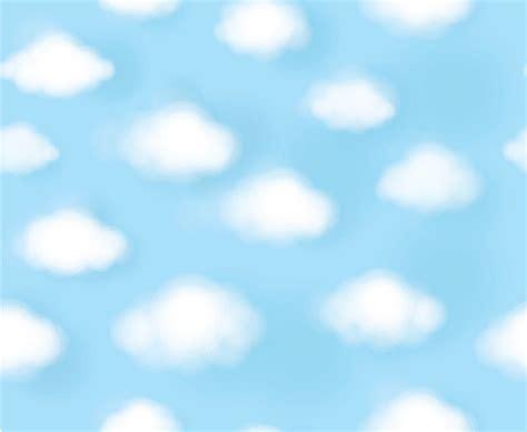 cute white puffy clouds   blue sky dreamy wallpaper custom wallpaper