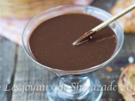 recettes de sauce au chocolat et g 226 teaux