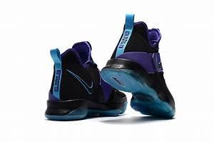 2017 Nike LeBron 14 Black/Purple Jade Shoes for Men | Nike ...