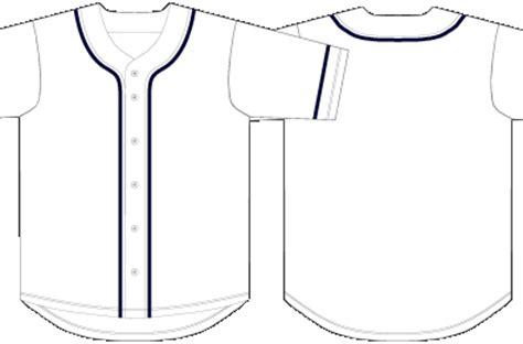 13 Baseball Uniform Template Vector Images