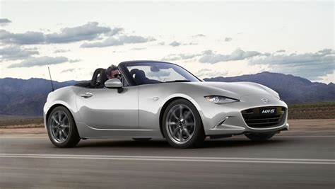 2019 Mazda Mx5 To Score Major Power Boost  Car News