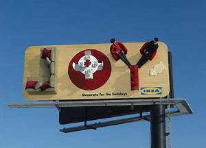 Clever and Creative Billboard Advertising