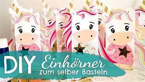 Einhorn Selber Basteln : diy einhorn adventskalender zum selber basteln von ~ A.2002-acura-tl-radio.info Haus und Dekorationen
