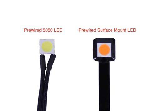 Buy Custom Prewired Smd 5050 Led