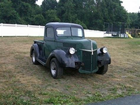 Purchase Used 1940 Ford 34 Ton Pickup On Chevy Drivetrain