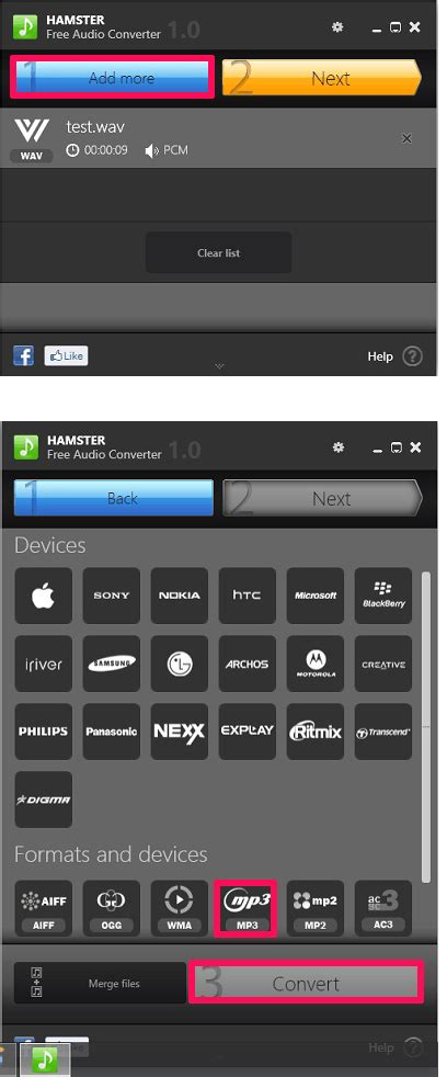 10 Free WAV To MP3 Converter Software For Windows