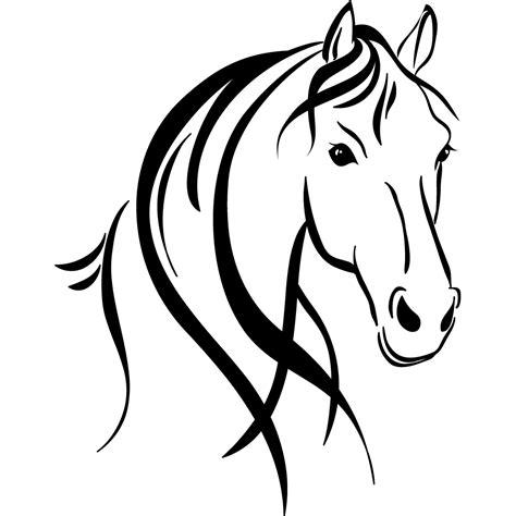 cuisine gris clair et blanc stickers cheval pas cher