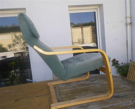 siege ikea poang fauteuil bois ikea mzaol com