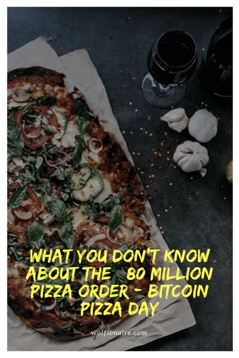 On 22 maya young us engineer and crypto enthusiast laszlo hanyecz, also known as bitcoin pizza guy, is a software engineer who was also an early investor in bitcoin. what you don't know about the $80 Million Pizza Order - Bitcoin Pizza Day - Wolfionaire