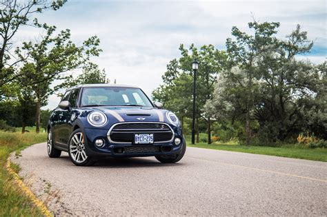 Review Mini Cooper Blue Edition by Review 2017 Mini Cooper S 5 Door Seven Edition Canadian