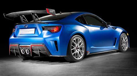 Subaru Teases Brz Sti