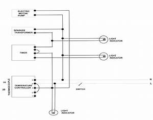 Electrical Circuit Diagram For The Furnace