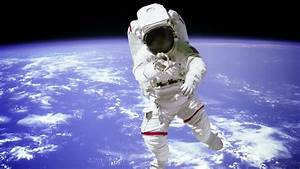 Astronaut Working In Space Stock Footage Video 6212522 ...