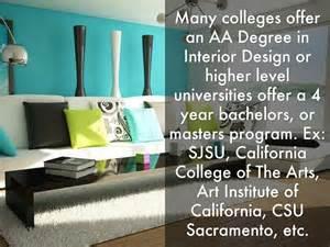 Interior Design Associates Degree Jobs
