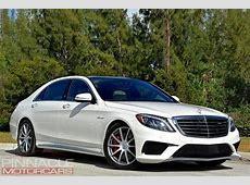2015 MercedesBenz SClass S 63 AMG for sale #81628 MCG