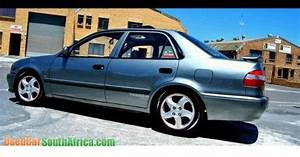 2006 Toyota Corolla Rxi 2 0l Used Car For Sale In North