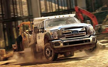 Truck Lifted Ford Wallpapers Pickup Publicity
