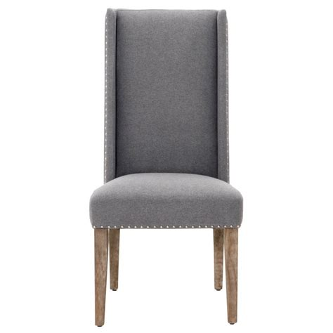 furniture grey dining chairs set of the brick gray