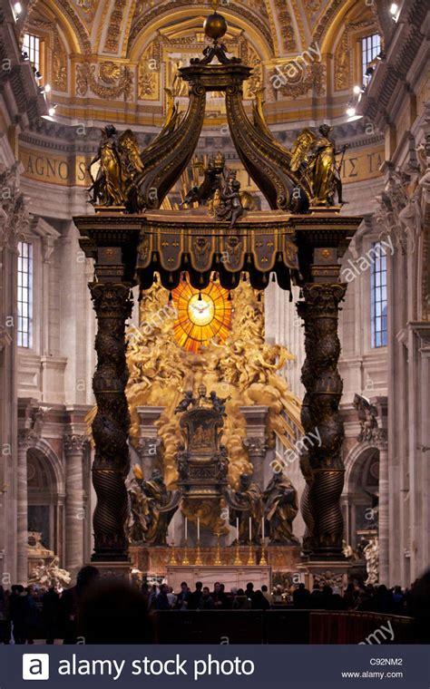 Baldacchino Bernini by Gian Lorenzo Bernini S Baldachin Baldacchino A Large