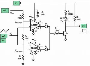 activity temperature control using window comparator With comparator