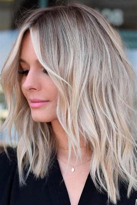 the best medium hairstyles for with thin hair