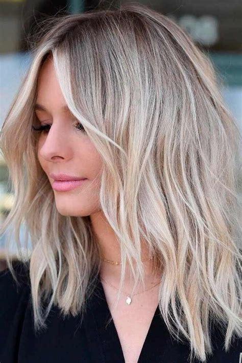 medium hairstyles  women  thin hair