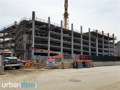 downtown crossing parking garage des moines ia development thread page 3