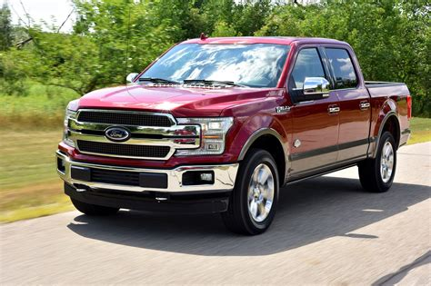ford truck 2018 ford f 150 first drive review