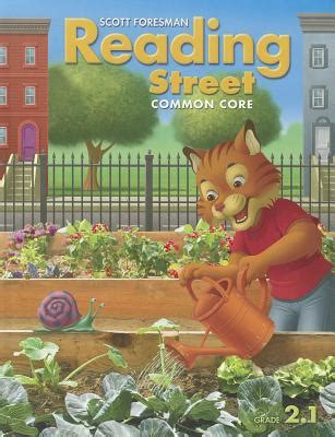 Scott Foresman Reading Street Common Core, Grade 21 Book By Scott Foresman And Company