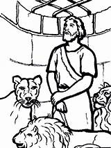 Coloring Daniel Lions Den Lion Cage Looking Bible Printable Door Southwestdanceacademy Netart sketch template