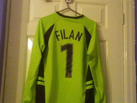 Wigan Athletic Goalkeeper football shirt 2003 - 2004 ...