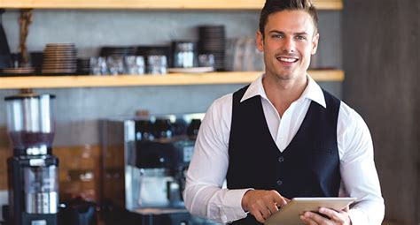 why a waiter waitres should be called a salesperson