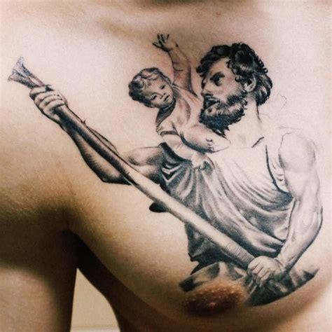 Permalink to Religious Full Sleeve Tattoo Design