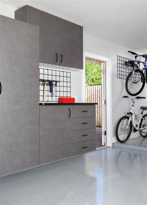 Custom Garage Cabinets And Shelves In Albuquerque Nm