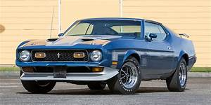 '71 Mustang Mach 1 429 Drag Pack To Auction   Ford Authority
