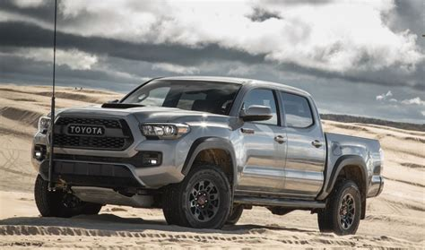 2020 Toyota Tacoma Diesel Towing Capacity, Price, Engine