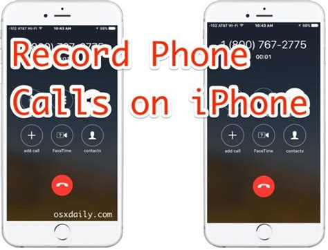 record phone calls iphone how to record iphone phone calls the easy way