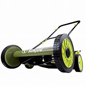 Top 10 Best Sun Joe Manual Reel Mower