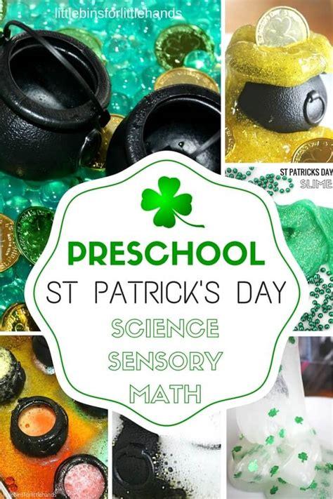 preschool st patricks day activities science experiments 718 | Preschool St Patricks Day Activities Science Sensory STEM 680x1020