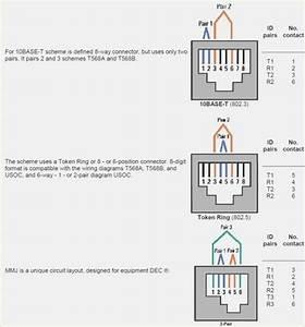 4 Wire Rj11 Wiring Diagram