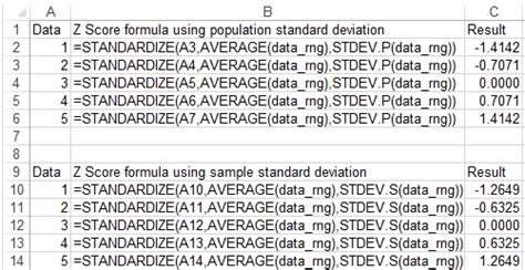 calculate  score  probability  spss  excel