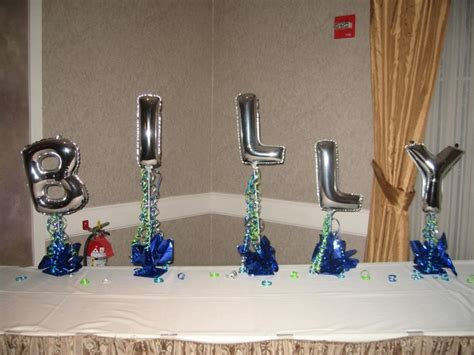 97 Best Images About Balloon Centerpieces On Pinterest