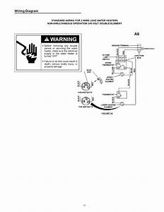 Kenmore 153326364 User Manual Water Heater Manuals And