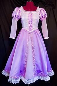 Disney Rapunzel Dress Pattern | www.pixshark.com - Images ...