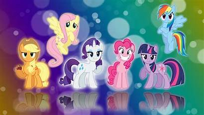 Pony Background Characters Mlp Fim