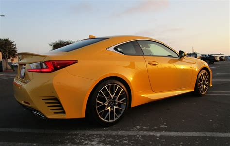 lexus rc  sport road test review  ben lewis