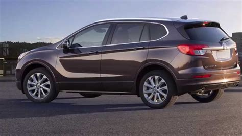 Buick Envision Review by 2016 Buick Envision Review