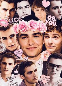dave franco collage | Tumblr