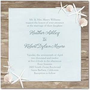 how to buy wedding invitations with a 200 budget With wedding paper divas beach invitations