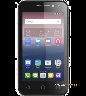 rom alcatel pixi 4 4 4034g official add the 05 03 2017 on needrom